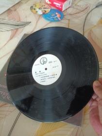 黑胶唱片迈克杰克逊再加一张城市浪漫曲 品弱如图