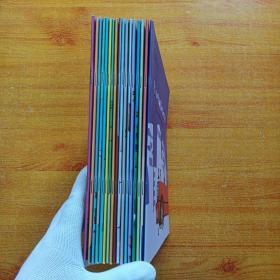汇佳Learning Town幼儿英语主题系列教材  STUDENT'S BOOK  17本合售【每本都含光盘一张  内页干净】