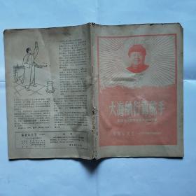 大海航行靠舵手 歌颂毛主席伟大革命实践专辑