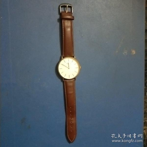 Miniso男式镀金腕表(腕表275)