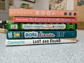 原版童书五册合售,品相不错。具体看图。