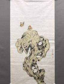 喻慧,配作品集,一套,  尺寸136x68cm