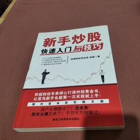 新手炒股快速入门与技巧(彩色插图版)