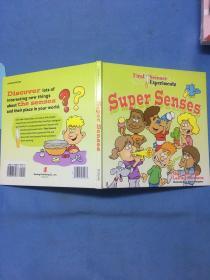 Super senses,First Science Experiments