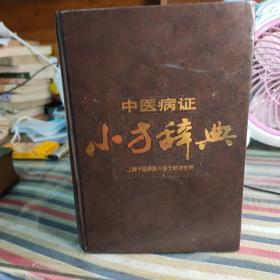 中医病证小方辞典