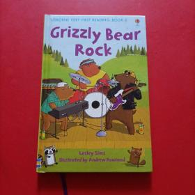 Usborne Very First Reading Book 5: Grizzly Bear Rock