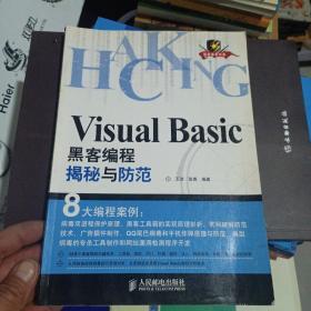 Visual Basic黑客编程揭秘与防范
