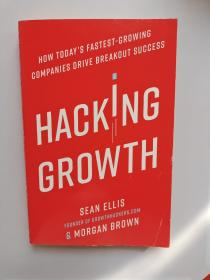 Hacking Growth  How Today's Fastest-Growing Comp  16开  平装