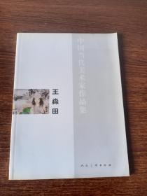 中国当代美术家作品集:王淼田