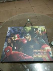 复仇者联盟3无限战争设定集The Road To Marvel's Avengers