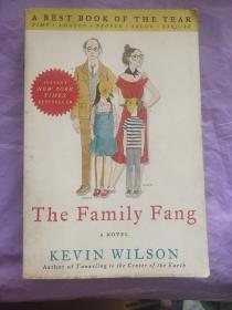 The Family Fang:A Novel