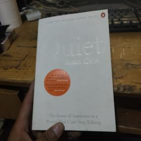 Quiet:The power of introverts in a world that can't stop talking