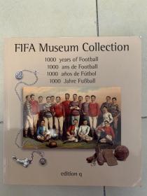 国际足联官方出版《国际足联足球博物馆》,300p
