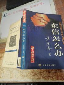 中国经济发展的关键时刻:东信怎么办 32开