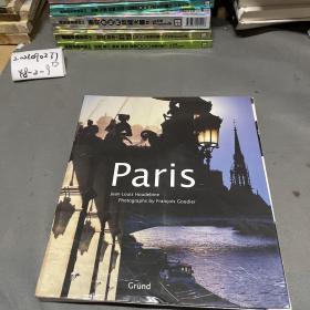 英文原版:Paris