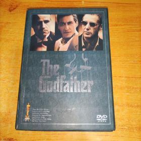 《教父》珍藏版 The Godfather(4DVD)实物图