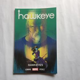 MARVEL  Hawkeye  英文原版漫画 漫威漫画