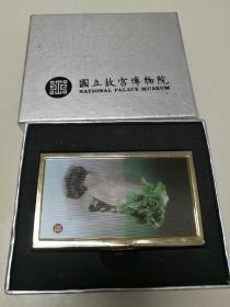 台湾--国立故宫博物院--烟盒