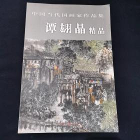 中国当代国画家作品集:谭翃晶精品