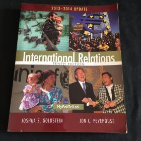 International Relations 2013-2014 Update (10th Edition)