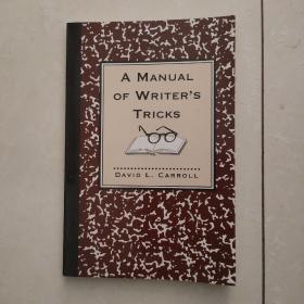 a manual of writer`s tricks (作家技巧手册)英文原版