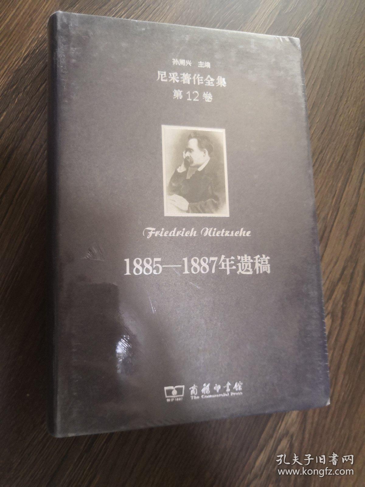 尼采著作全集(第12卷):1885—1887年遗稿(精装本)