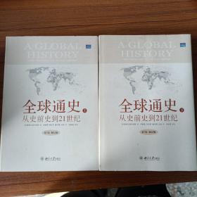 全球通史:From Prehistory to the 21st Century 上下合售