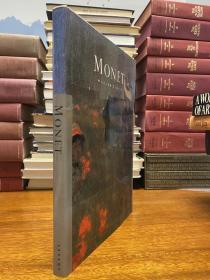 Monet 作品 ,大12开,铜版纸