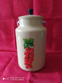 前苏联铝制奶壶