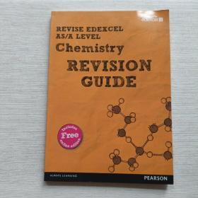 REVISE Edexcel AS/A Level Chemistry Revision Guide