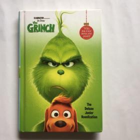 现货 苏斯博士:格林奇的初阶小说GRINCH DLX JR NOVEL - ILLUMINA  精装