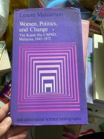 Women  Politics  and Change
