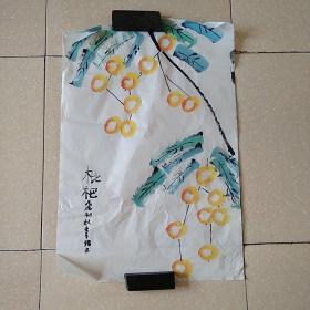 花鸟画3平尺(015)23