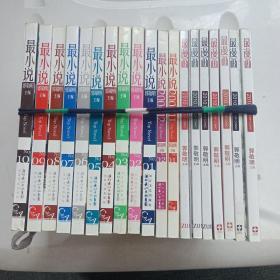最小说2007年10本