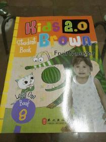 kids Brown2.0 Level1 布朗儿童英语(练习册8)未使用