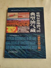 准噶尔盆地油气田典型油气藏—准东北部分册