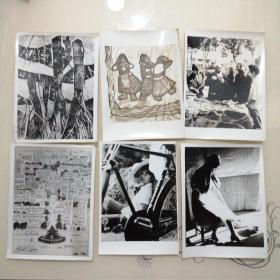 宣传画照片(63张合售)