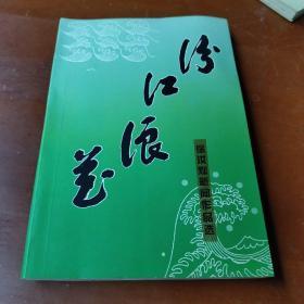 汾江浪花(徐汝灿新闻作品选)鉴名本
