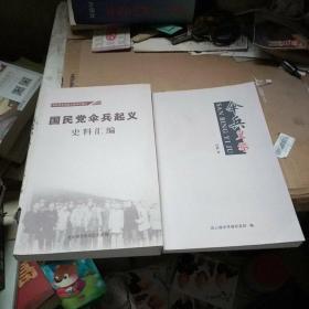 《国民党伞兵起义纪实+伞兵义举(两册合售)