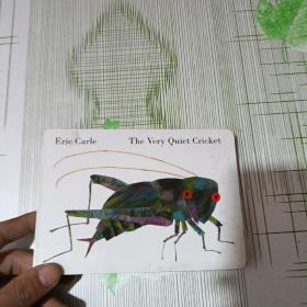 The Very Quiet Cricket Eric Carle