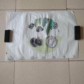 花鸟画3平尺(015)7
