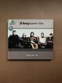 经典珍藏 CD&DVD 碟片  男孩地带 Boyzone hits 1CD+歌词本