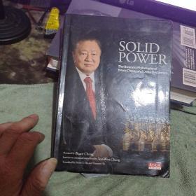 solid power 作者: buce Cheng  (32开)精装