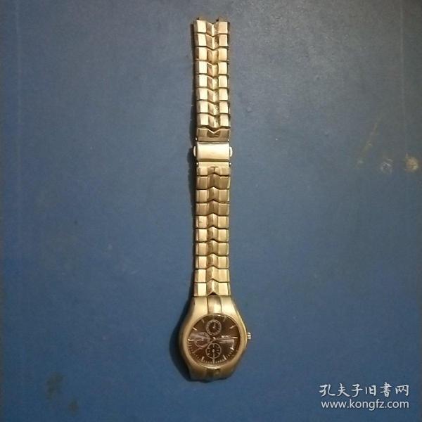 中性小三盘腕表(腕表278)