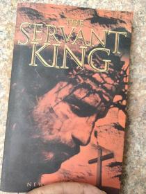 theservant king 英文原版带光盘
