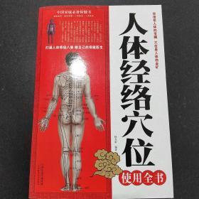 人体经络穴位使用全书(超值白金版)