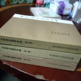 中学语文教学手册 全3册