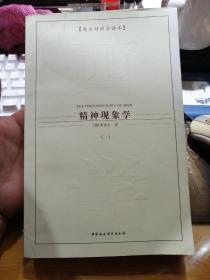 精神现象学 第一册