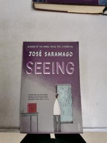 JOSE SARAMAGO SEEING【满30包邮】