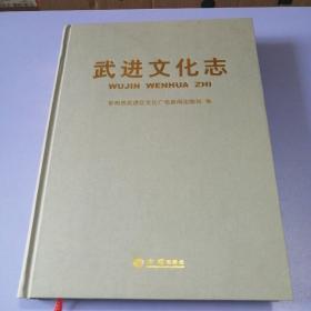 武進文化志(精裝,16開)